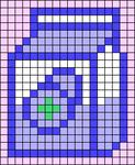 Alpha pattern #90958