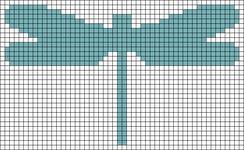 Alpha pattern #90965