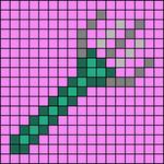 Alpha pattern #91004