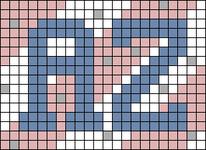 Alpha pattern #91005
