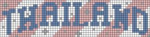 Alpha pattern #91010