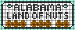 Alpha pattern #91048