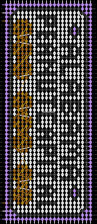 Alpha pattern #91049 pattern