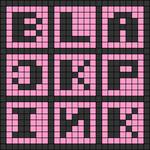 Alpha pattern #91058