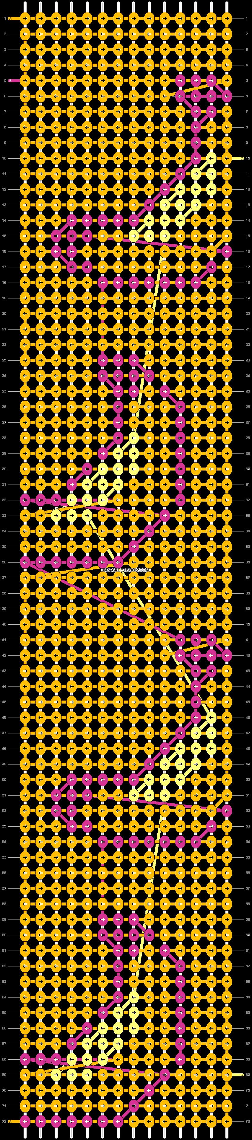 Alpha pattern #91090 pattern