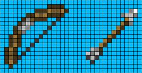 Alpha pattern #91091