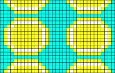 Alpha pattern #91102