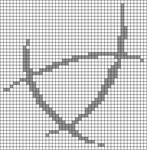 Alpha pattern #91215