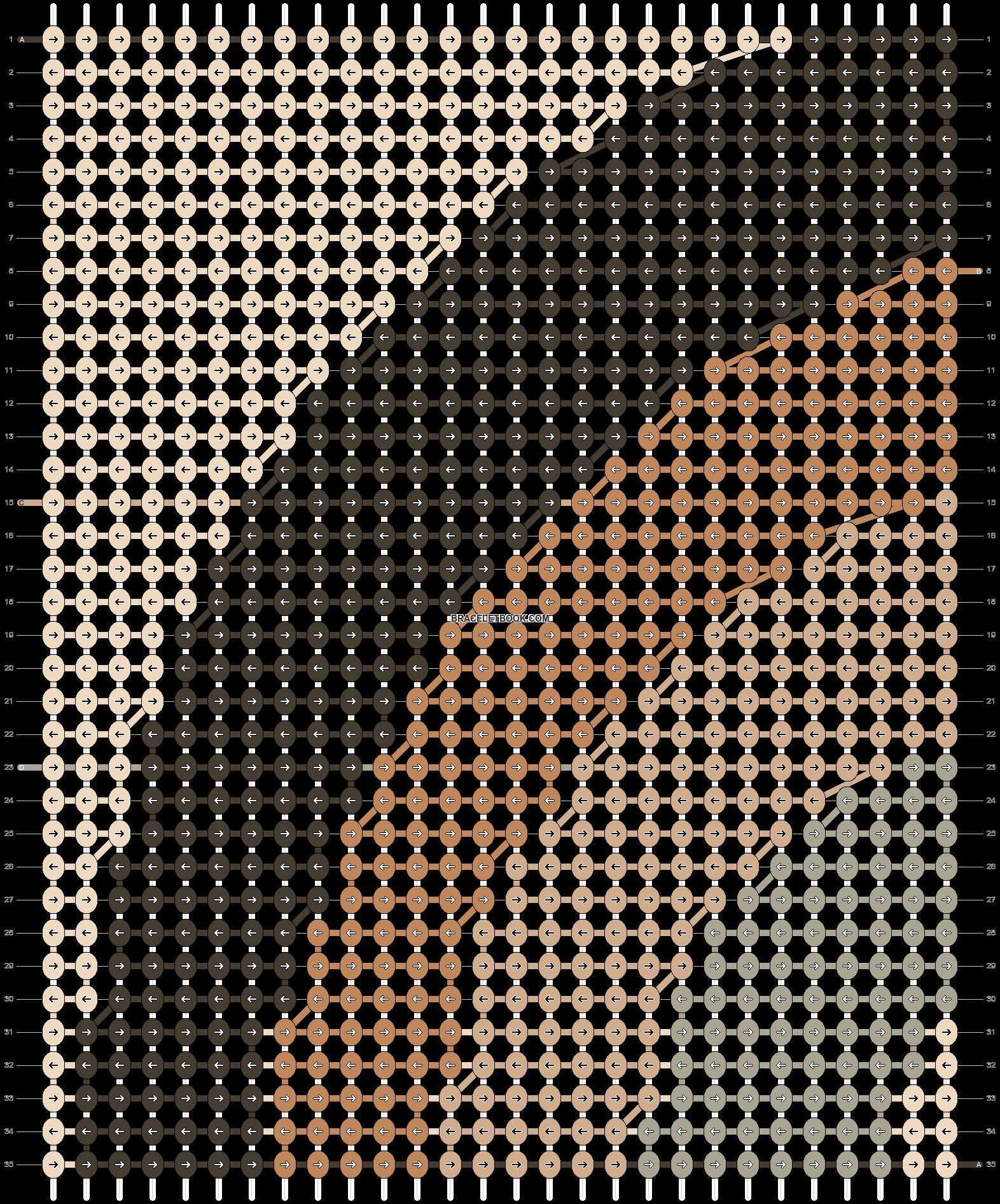 Alpha pattern #91221 pattern