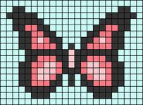 Alpha pattern #91222