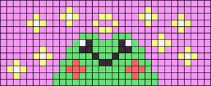 Alpha pattern #91223