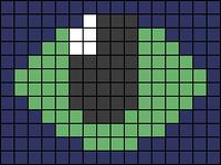 Alpha pattern #91234