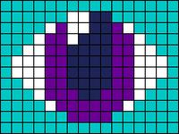 Alpha pattern #91238