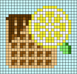 Alpha pattern #91253