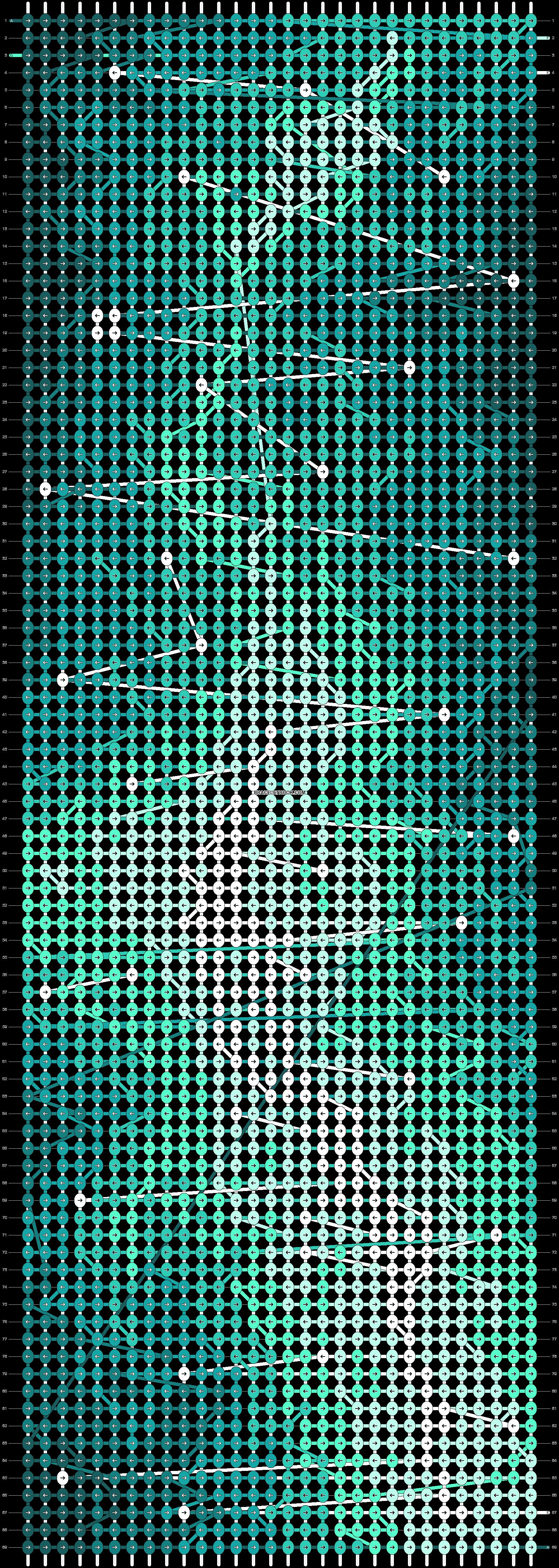 Alpha pattern #91275 pattern