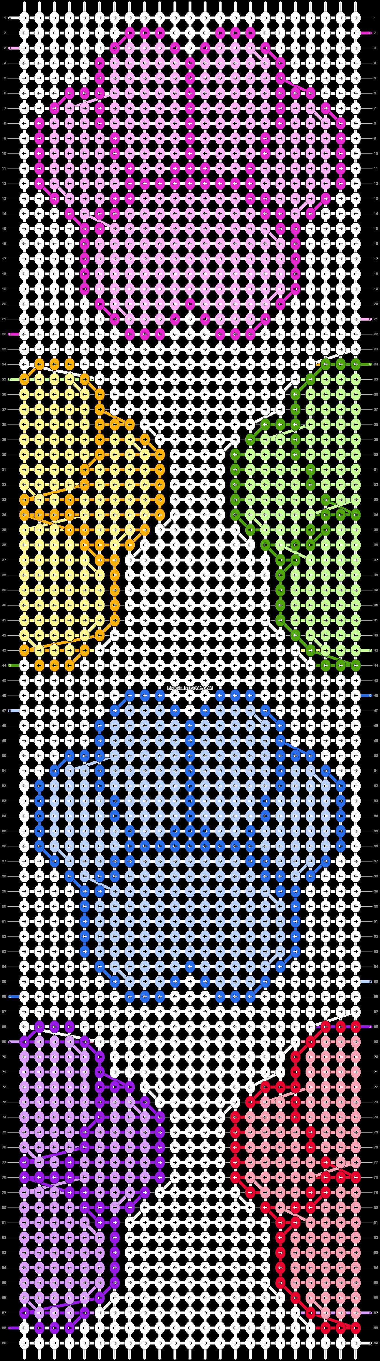 Alpha pattern #91299 pattern