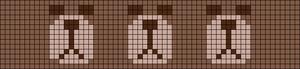 Alpha pattern #91304