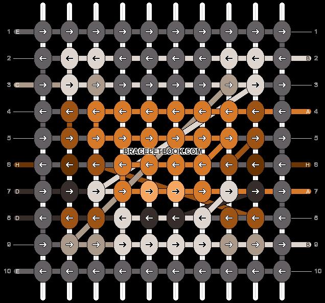 Alpha pattern #91319 pattern