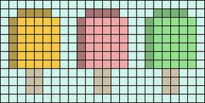 Alpha pattern #91322