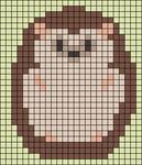 Alpha pattern #91336
