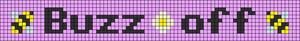 Alpha pattern #91349