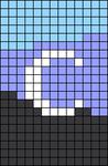 Alpha pattern #91356