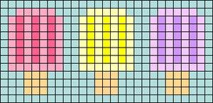 Alpha pattern #91389