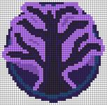 Alpha pattern #91395