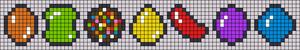 Alpha pattern #91407