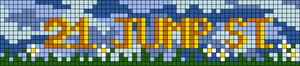 Alpha pattern #91417