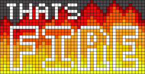 Alpha pattern #91460