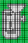 Alpha pattern #91480