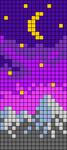 Alpha pattern #91481