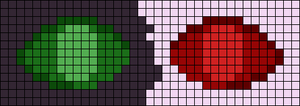 Alpha pattern #91485