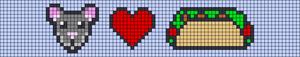 Alpha pattern #91501