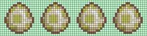 Alpha pattern #91526