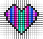 Alpha pattern #91531