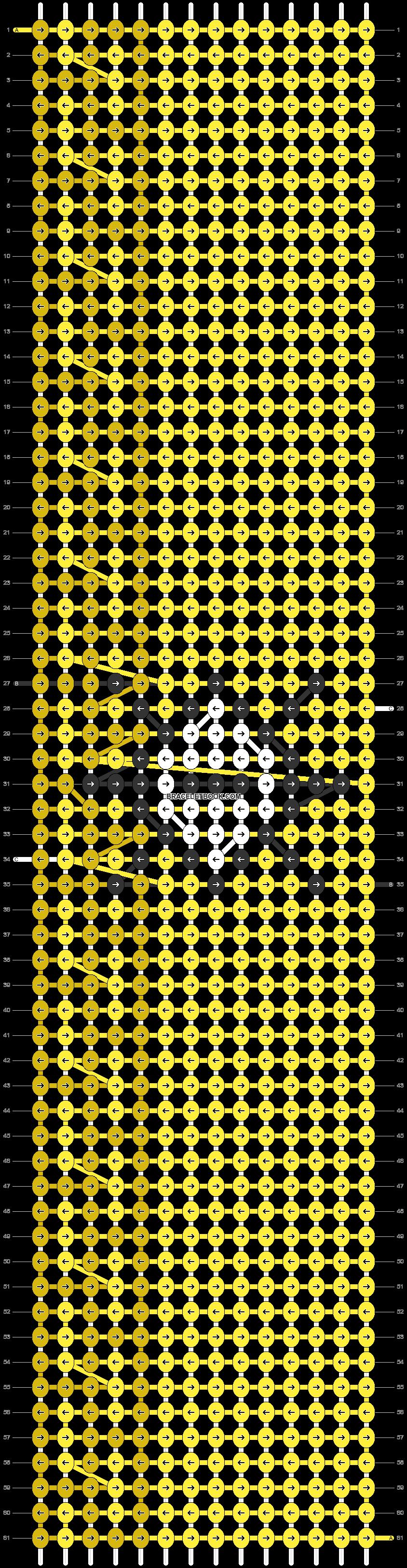 Alpha pattern #91548 pattern