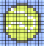 Alpha pattern #91606
