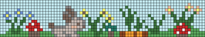 Alpha pattern #91609