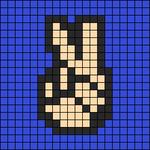 Alpha pattern #91611