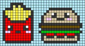 Alpha pattern #91613