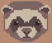 Alpha pattern #91617