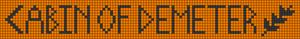 Alpha pattern #91622