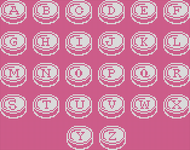 Alpha pattern #91628