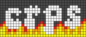 Alpha pattern #91638