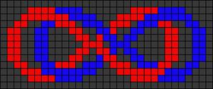 Alpha pattern #91657