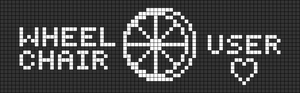 Alpha pattern #91663