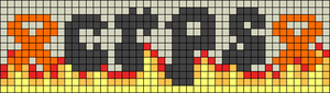 Alpha pattern #91672