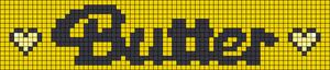 Alpha pattern #91697